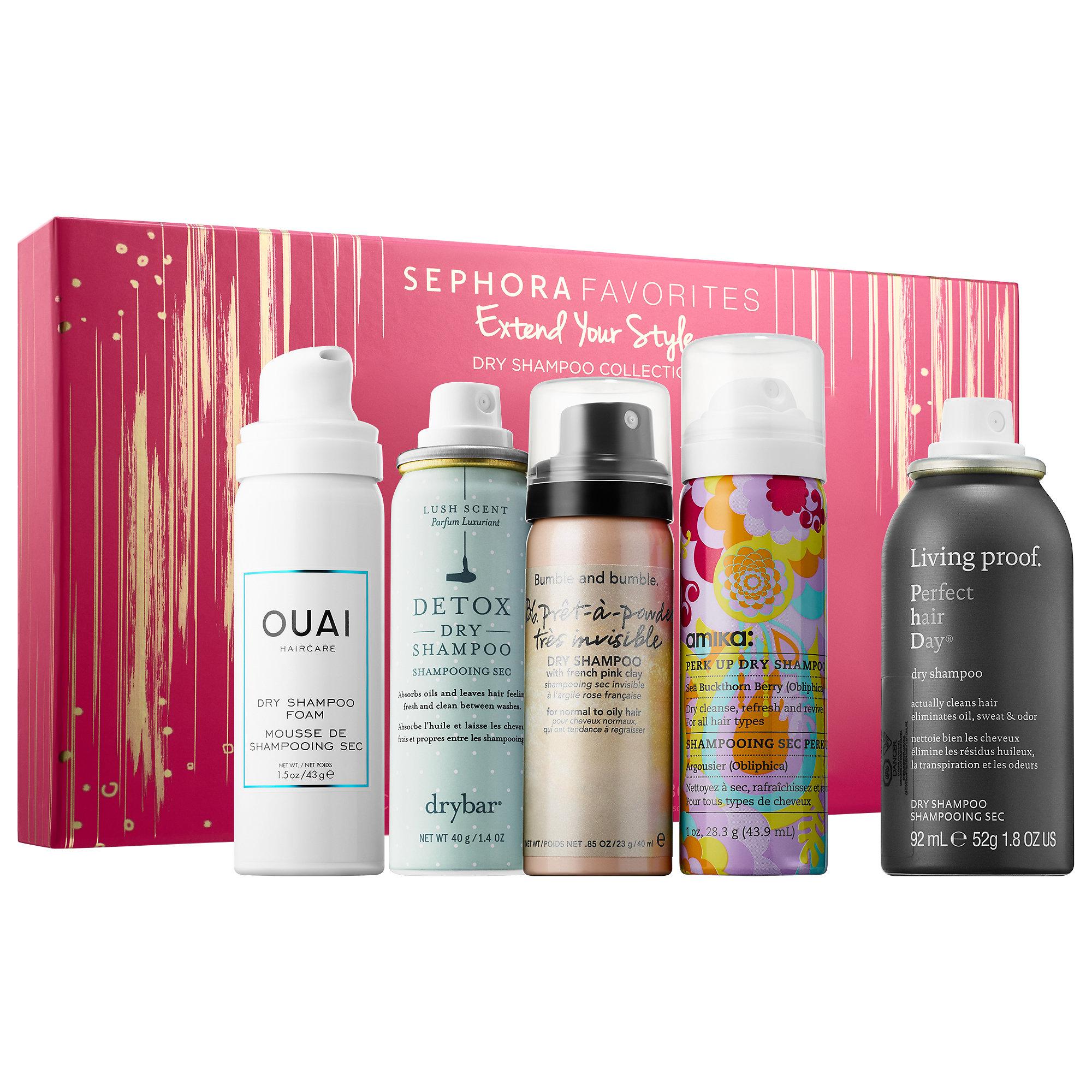 Dry Shampoo Gift Set
