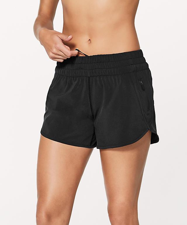Lulu black shorts