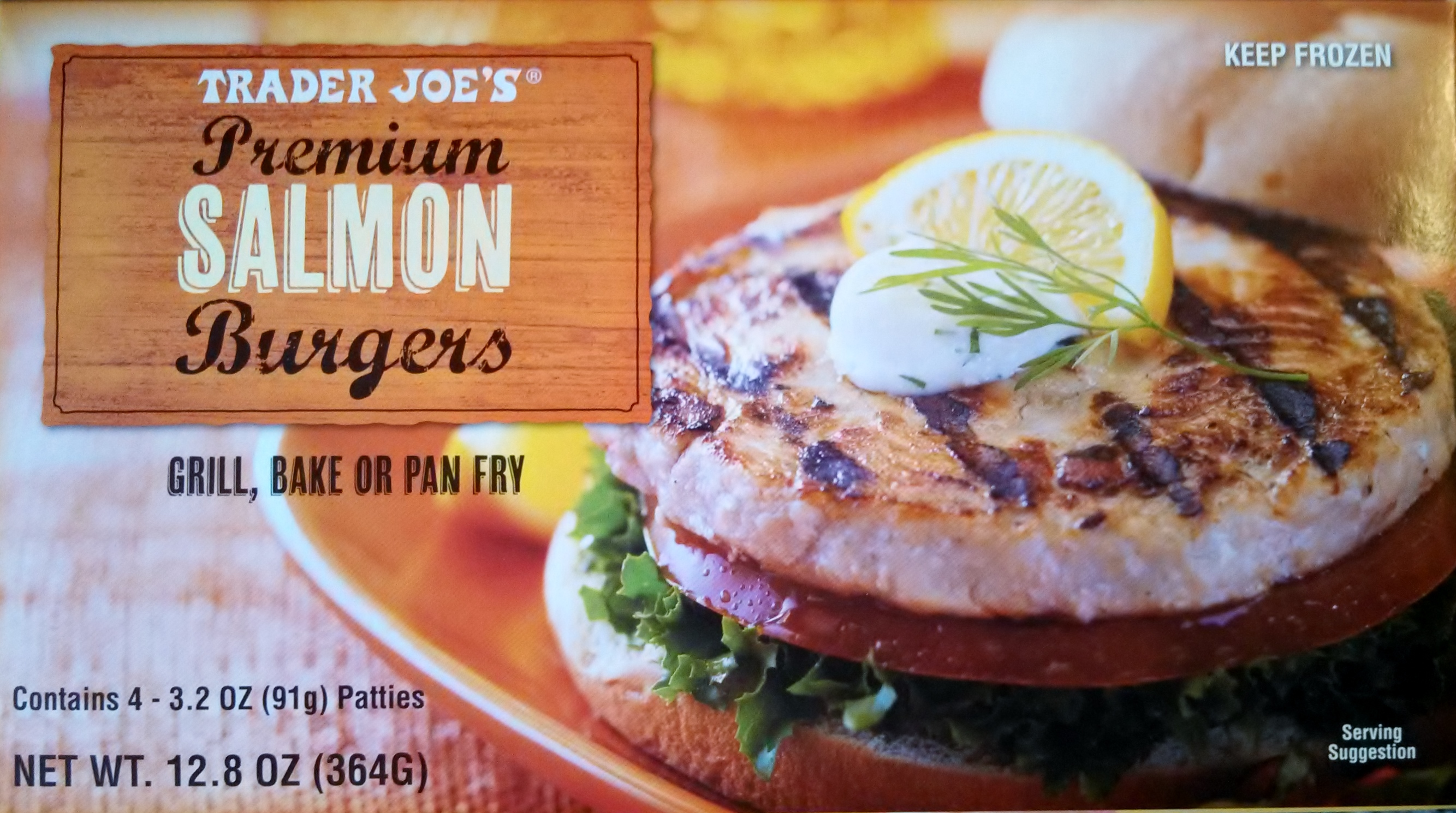 salmon-burgers
