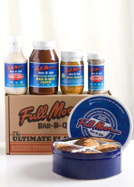 Full Moon BBQ Gift Box