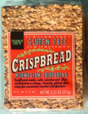 Trader Joe's Crispbread