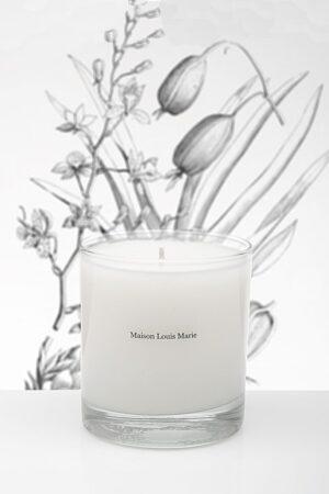 Maison Louis Marie Candle No. 4 Bois de Balincourt