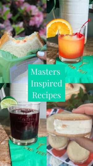 Masters-Inspired Recipes