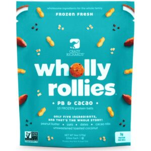 Crazy Richard's Wholly Rollies