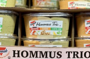Hannah Hummus Trio